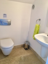 Cloakroom (downstairs)
